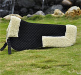 卸し売り跳躍の羊皮のサドルのパッド