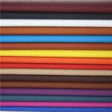 Couro gravado alta qualidade do Synthetic de Microfiber de Upholstery da mobília
