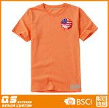 Camiseta de secado rápido de la manera de los hombres
