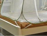 De eenvoudige Klamboe van de Draad van het Staal voor het Bed van het Paar