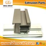 Kundenspezifische Aluminiumstrangpreßverfahren-Teile
