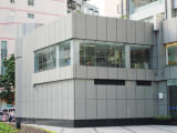 External Wall를 위한 경량 Aluminum Honeycomb Panels