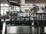 Горячая производственная линия питья стеклянной бутылки сбывания Carbonated заполняя