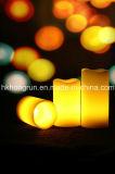Vlamloze LED Candle met afstandsbediening (HR3123Y)