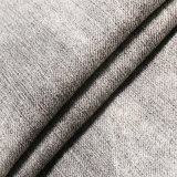 Tissu noir de denim de polyester de coton pour des jeans