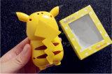 Newst 10000mAh携帯用PokemonはバンクPikachu USB力行く
