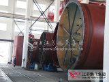 回転式ドラム乾燥機を処理するニッケル鉄