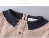 Зима ягнится кардиган Knitwear одежд для девушок