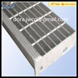 DIP caldo Galvanized Metal Construction Building Material Step Ladder/fuori Door Stair Treads Step Ladder
