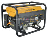 2.2kw Open Type Single Phase Portable Gasoline Generators (ZGEA2500 und ZGEB2500)