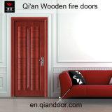張り合わせられたHoneycombed合成の木の火評価されるドア
