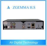 Zgemma H.S DVB-S2 MPEG4 HDの受信機のHbbtv FTAのサテライトレシーバ
