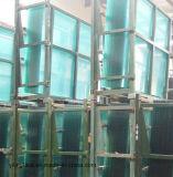 Vetro piano temprato galleggiante libero trasparente