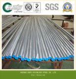 Tubo de pulido del acero inoxidable 316L del fabricante ASTM 304