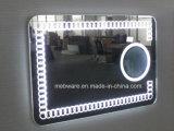 Moderne LEIDENE van de Badkamers Backlit Spiegel