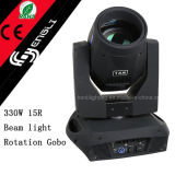 Neues 330W 15r Moving Head Beam Stage Light (HL-330BM)