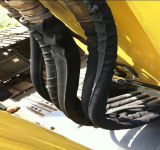 40mm identiteitskaart Nylon Cable Protector Sleeve voor Hydraulic Tube