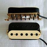 Raccolta di ceramica Hex all'ingrosso della chitarra di Humbucker di colore della zebra del Palo