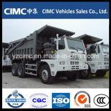 Autocarro con cassone ribaltabile di estrazione mineraria di Sinotruk HOWO 6X4 420HP 70ton