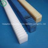 Cremagliera di attrezzo di nylon di plastica flessibile di CNC