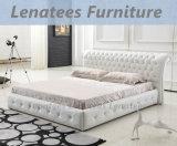 Base di legno della camera da letto di disegno francese A029