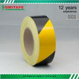 Sh509 사려깊은 테이프 Somitape를 광고하는 아크릴 접착제 황색 지면 스티커