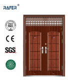 Unstandard barato Steel Door com Air Window (RA-S182)