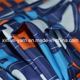 رسم متحرّك يحاك بوليستر زهرة طباعة بناء لأنّ لباس داخليّ/حقيبة/مطبخ مئزر