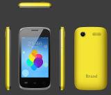 "3.5 "" OEM 공급자 에의한 GSM 이동 전화 쿼드 코어 인조 인간 OS"
