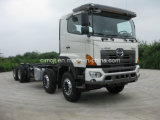 Cargaison de Hino/camion 8X4 de camion