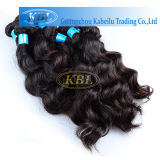Alles Length Auf Lager Virgin brasilianisches Hair Weft (KBL-BH-BW)