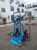 Qingdao Six Wheel Hand Trolley per Climbing Stairs