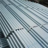 BS1387 tubos de acero galvanizados sumergidos calientes de la clase B para la construcción