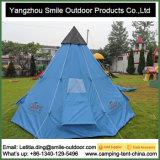 10 شخص [بكبكينغ] يخيّم عادة خارجيّ [تيب] خيمة لأنّ عمليّة بيع