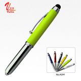 販売法の最もよい執筆ペンLEDの軽い金属球のペン
