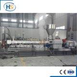 PVC de Tse-75b Nanjing HS que combina a linha para a extrusora de parafuso gêmea