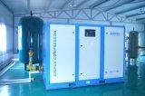 에너지 절약을%s 75kw VFD 공기 압축기 나사 유형