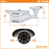 小型Bullet CCTV Camera 2.0MP 1080P Ahd Camera Outdoor MvtAh20p
