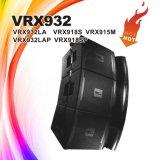 Linha sistema da caixa do altofalante de Vrx932la da disposição