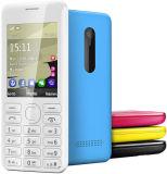 100%100 téléphone cellulaire bon marché de Nakia 206 d'original