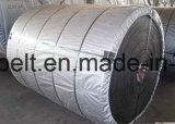 Correia transportadora de borracha resistente do petróleo do poliéster/fita de borracha da tela para a indústria