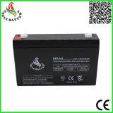 batteria al piombo sigillata libera di manutenzione di 6V 7ah