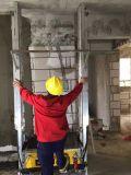 Cimento automático da parede que emplastra o pulverizador da parede da máquina que emplastra a máquina do almofariz da rendição da parede da máquina
