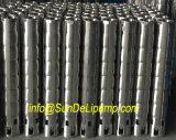 """(6SP30/3-3.0kw) da """" bomba boa profunda submergível de aço inoxidável polegada 6"""