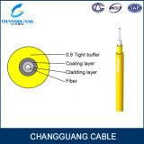 Шлямбур волокна одиночного сердечника LC-Sm Sm оптический или кабель отрезка провода