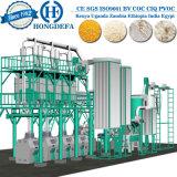 Máquina de trituração automática do moinho da fábrica de moagem do milho dos grãos de milho da refeição