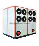 refroidisseur d'eau refroidi évaporatif Integrated industriel de refroidissement de la capacité 480kw pour le refroidissement de boisson