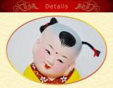 De Klei van het ambacht van Chinees Traditioneel Cijfer