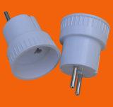Штепсельная вилка 2 Pin к выходу гнезда (P8031)