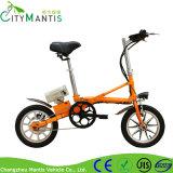 Volle Aufhebung, die e-Fahrrad/faltbares erwachsenes Ebike 250W 14inch faltet